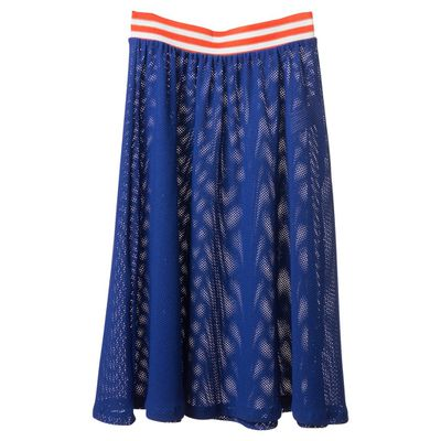 "<a href=""https://www.kidostore.com/collections/bobo-choses-ss17/products/nadia-mesh-midi-skirt-blue"" target=""_blank"" draggable=""false"">Bobo Choses Nadia Mesh Midi Skirt, $79.95, from Kidostore.</a>"