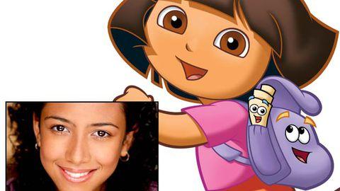 """Dora the Explorer """"exploited"""", sues Nickelodeon"""