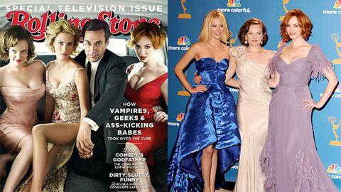 "Mad Men beauties fall victim to ""botched"" Photoshop job"