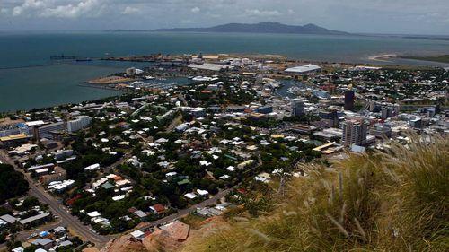The Townsville skyline.