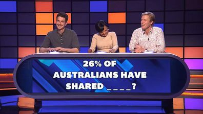The question that left Miranda Tapsell in stitches