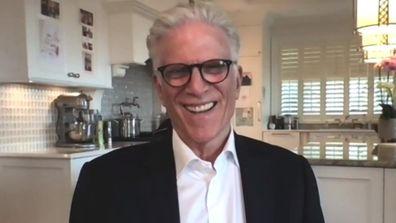 Ted Danson reflects on being arrested
