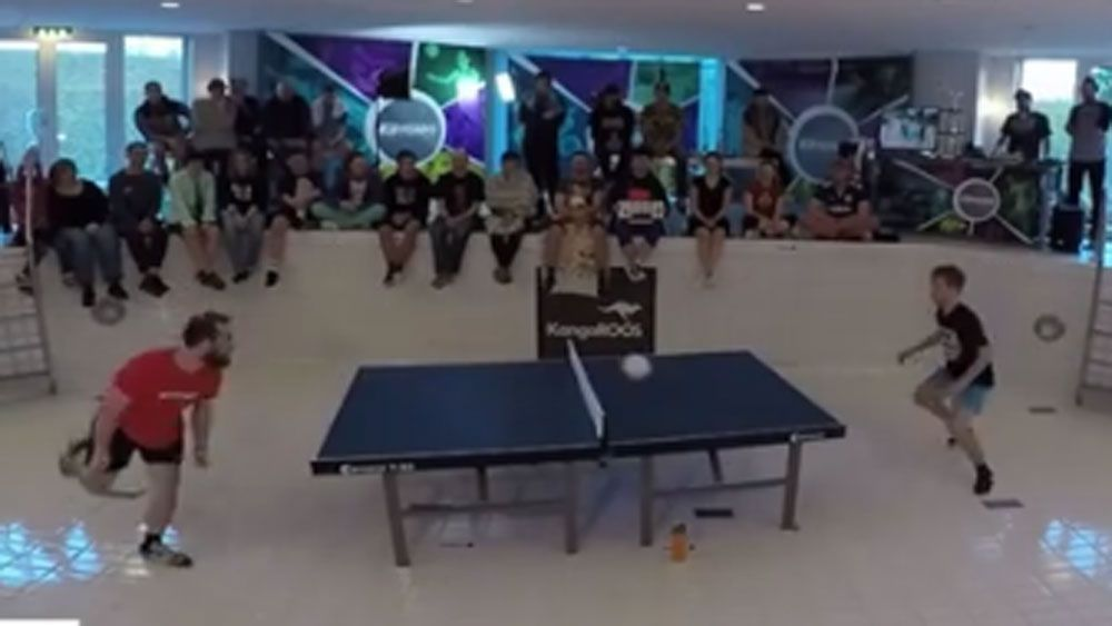 Header ping-pong is the new craze