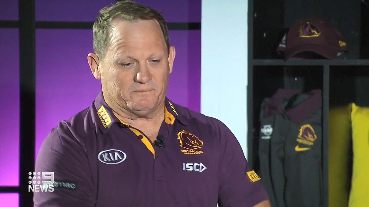 New Broncos coach Kevin Walters says players' sense of entitlement 'off the charts'