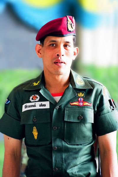After completing his studies, King Maha Vajiralongkorn Bodindradebayavarangkun enlisted as a career officer in the Royal Thai Army.