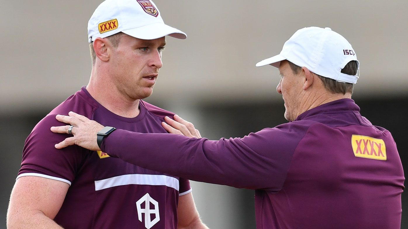 Michael Morgan cleared to start as Qld centre ahead of Origin decider
