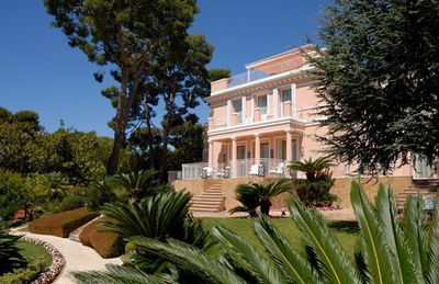 <strong>Villa Rose-Pierre at Grand-Hôtel du Cap-Ferrat</strong>