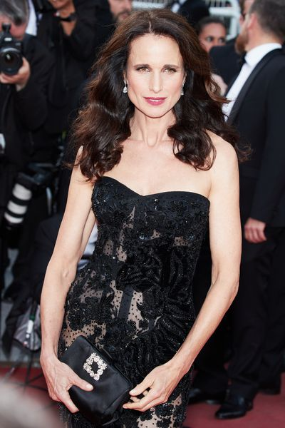 Youth has its fleeting attractions but at the Cannes premiere of <em>The Killing of a Sacred Deer</em> actress and seventies supermodel Andie Macdowell showed that style matures like a fine wine or a finer financial portfolio.<br> In a strategically sheer Roberto Cavalli strapless gown embroidered with crystals and glass beads and appliqued with black velvet tigers and silk satin flowers the 59-year-old star of Four Weddings and a Funeral was the image of elegance.<br> A flashback to Andie's early red carpet experiences show that the L'Oreal ambassador has honed her personal appearance over the decades but she's not alone. Also at the Cannes premiere were Nicole Kidman, Eva Longoria, Kristin Scott Thomas and Juliette Binoche who also had rocky red carpet beginnings.<br> Look at the most improved members of the Cannes Class of 2017.<br> <br>