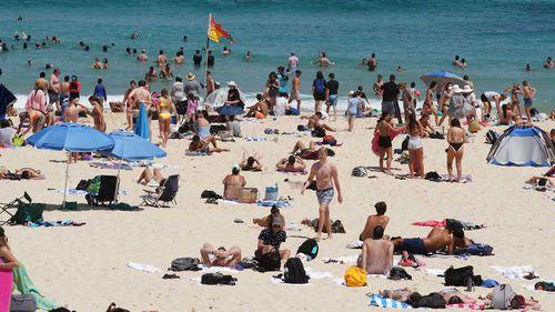 Teenagers groped in water at Bondi Beach