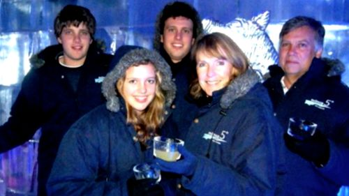 The extraordinary case of Melbourne university student Henri van Breda made headlines around the world after his family was brutally murdered in their home in South Africa. Picture: 60 Minutes