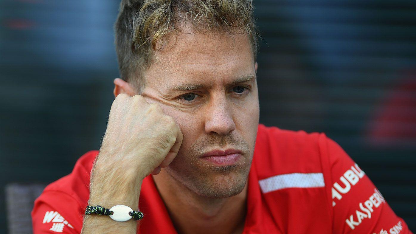 Sebastian Vettel's future uncertain after Ferrari tie Charles Leclerc to long-term deal