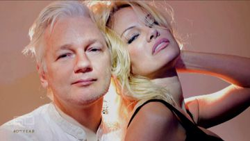 Pamela Anderson wants PM to bring Julian Assange home