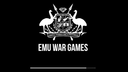 The app, which took months to develop, was built by Australian company Emu War Games.