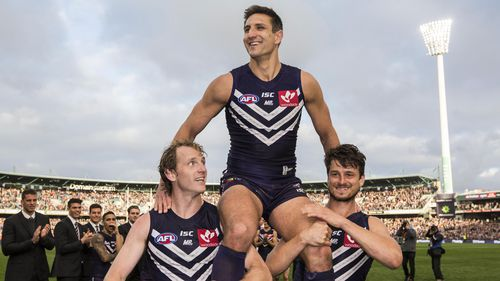 AFL great Matthew Pavlich joins 9NEWS Perth - 9News