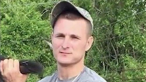 Victim Brandon Rollins, Florida lake murder.