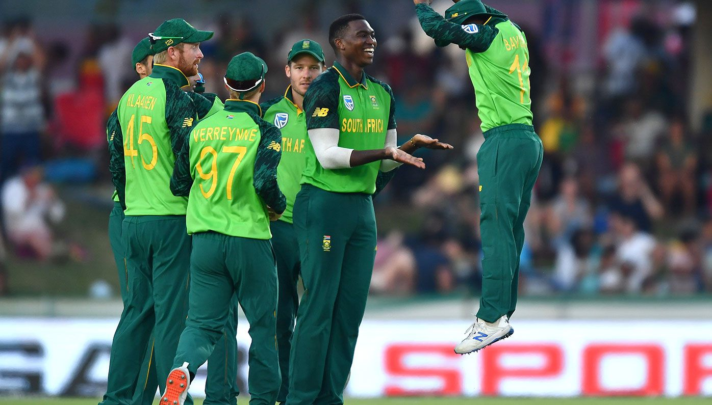South African cricket is in disarray after the CEO was fired for misconduct.