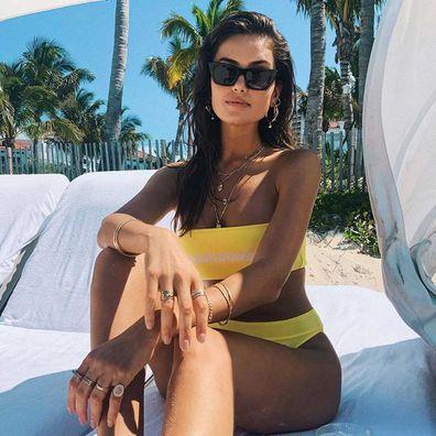 Perth model, Talia Richman linked to Kendall Jenner's ex-boyfriend, Ben Simmons.