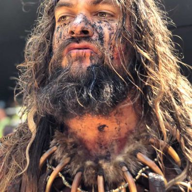 Jason Momoa in Apple TV+'s new series See.