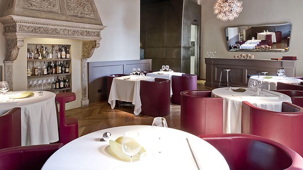 Pipero al Rex restaurant (Hotel Rex)