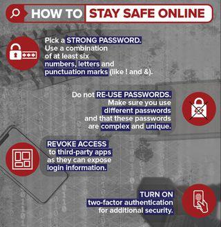 Cyber security: Aussie influencers Instagram account held