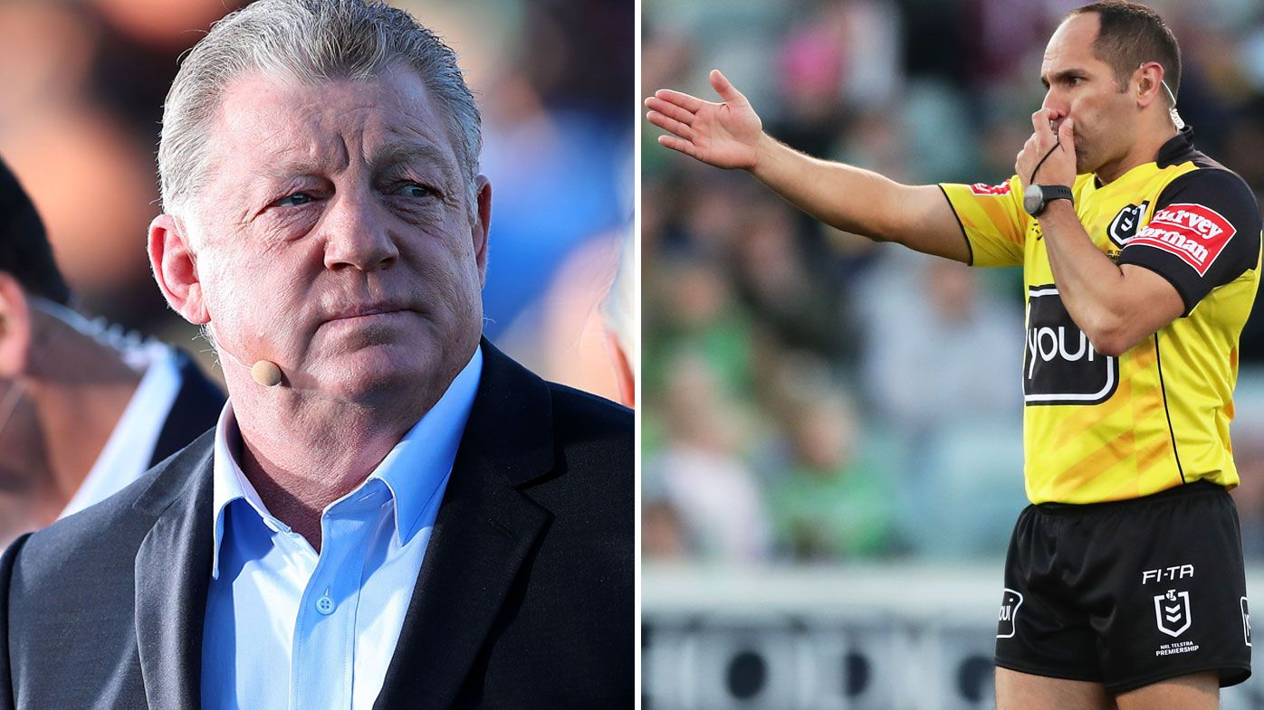 Gould unloads on NRL decision makers