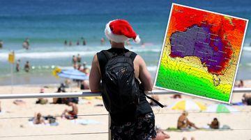 Weather Christmas Day Australia