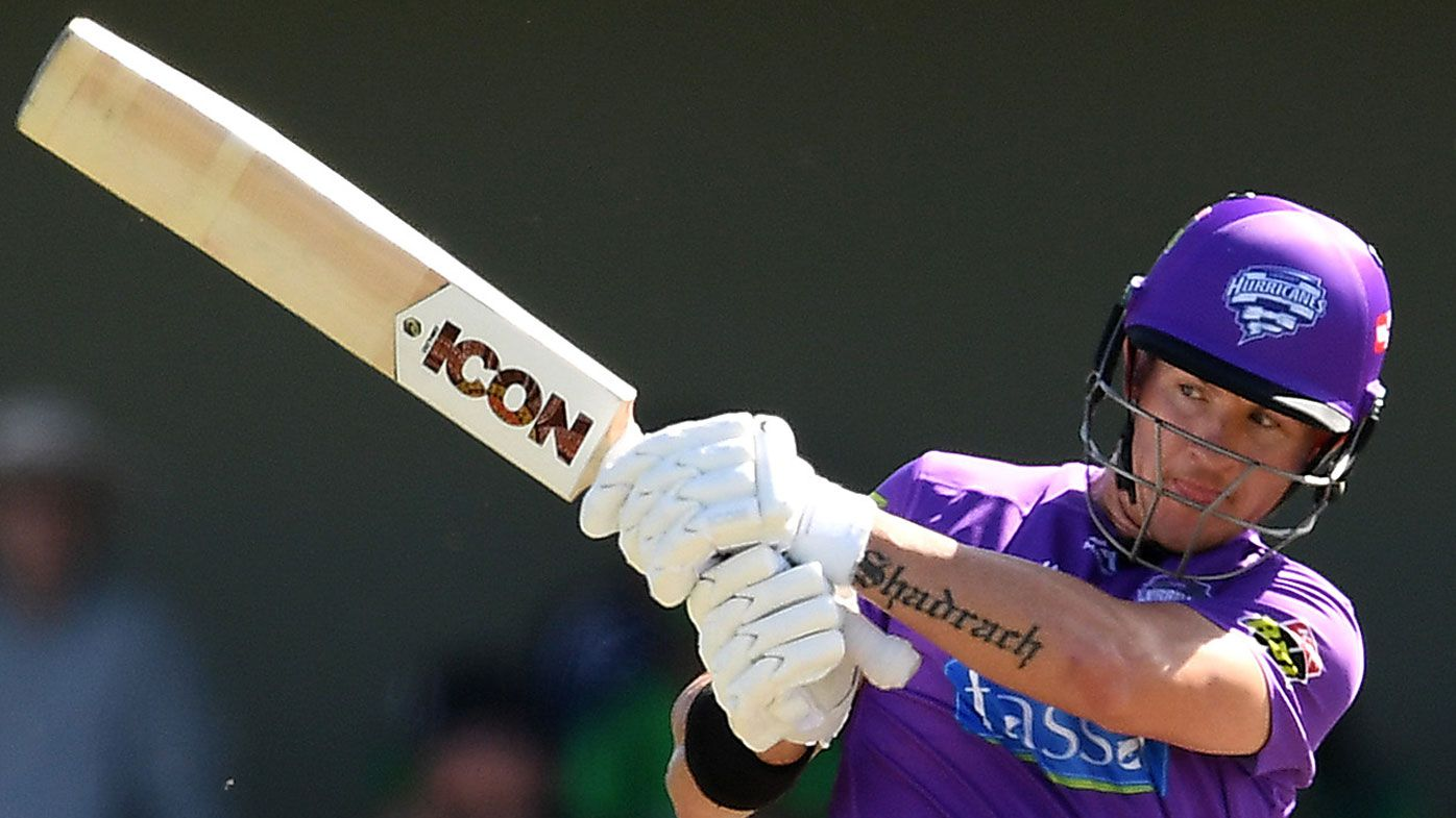 Melbourne Stars win via Duckworth Lewis System to beat Hurricanes in rain hit BBL game