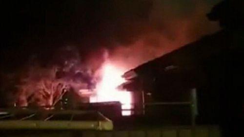 Mount Druitt house fire