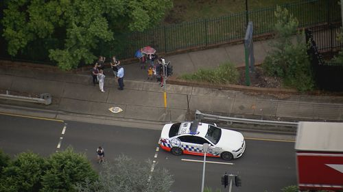Teenage boy hit by car in Sydney's north-west