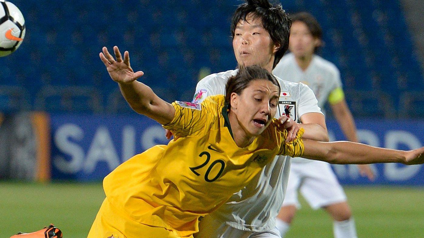 Asian Cup heartbreak for unlucky Matildas