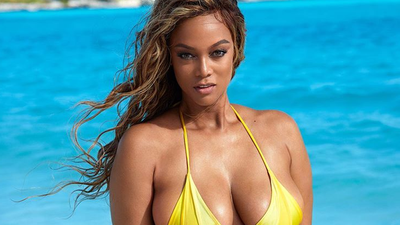 Tyra Banks launches new ice cream line