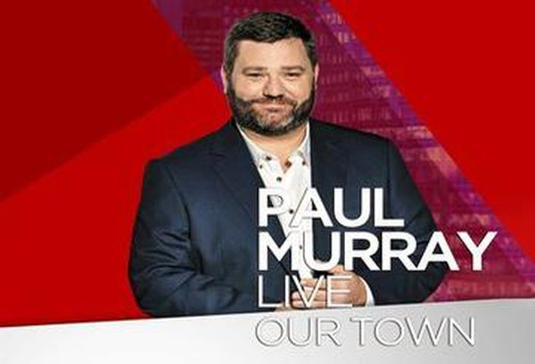 Paul Murray Live: Our Town
