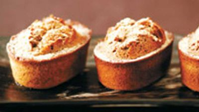 Coffee friands