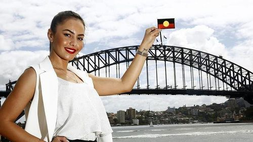 Mr Foley's flag proposal was inspired by an online petition to current NSW Premier Gladys Berejiklian by Cheree Toka, a young indigenous woman.