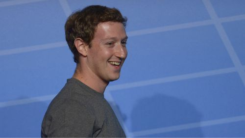 Facebook CEO joins elite club