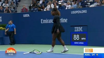 Serena Williams reveals aftermath of fiery US Open loss to Naomi Osaka