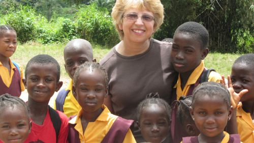 Ebola-infected US missionary Nancy Writebol. (AAP)