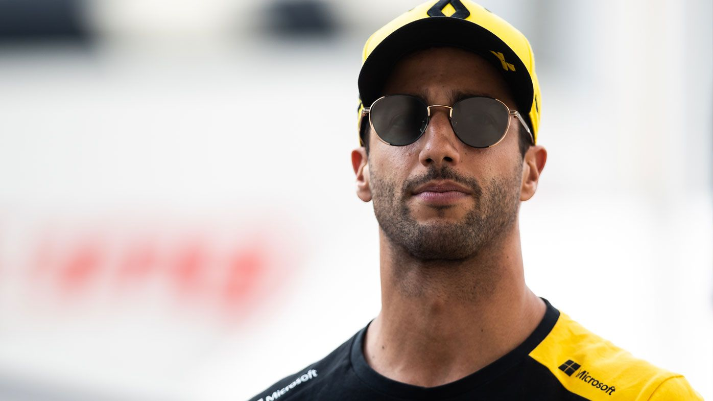 Daniel Ricciardo 'will answer' F1 calls but remains focused in final Renault year