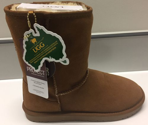 190511 Ugg boots legal challenge Australian leather News World