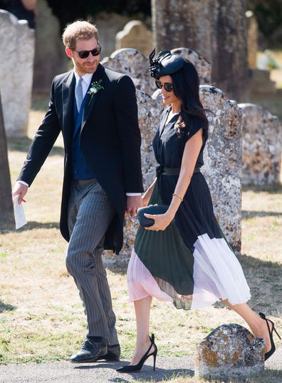 Meghan attends wedding of Harry's close friend on her 37th birthday