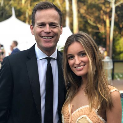 How Tom Steinfort met fiancee Claudia Jukic - 9Honey