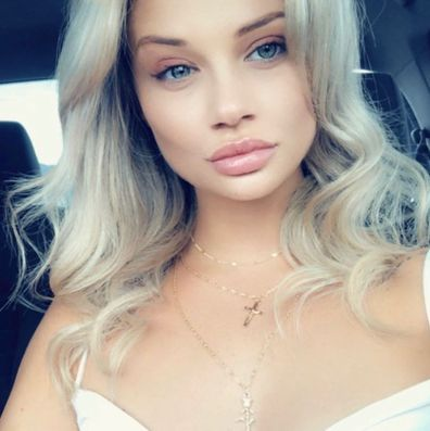 Jessika Power from Married At First Sight