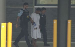 Sydney man charged with domestic violence murder of his wife faces court for the first time