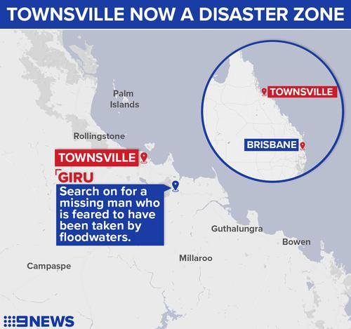 Townsville floods.