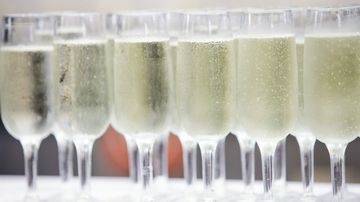 Enjoying a sparkling white on your air journey might soon be a thing of the past.
