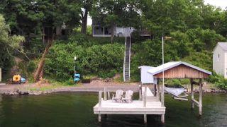 Settling in on Seneca Lake