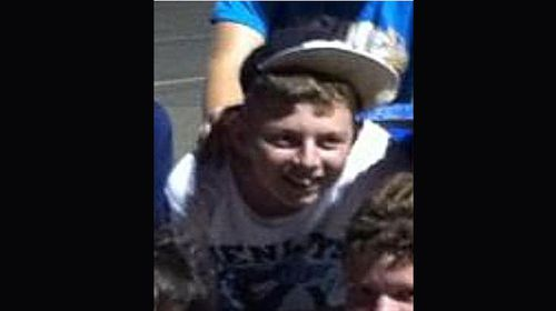 14 year-old James Ciappara was killed while riding a motorised bike in Sydney. (Facebook)