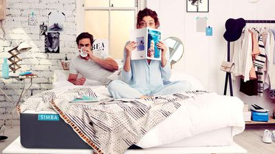 Can a mattress in a box really help you (and your partner) sleep better?
