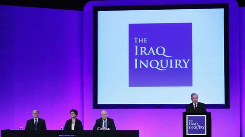Former British PM strongly criticised in UK inquiry into 2003 invasion of Iraq