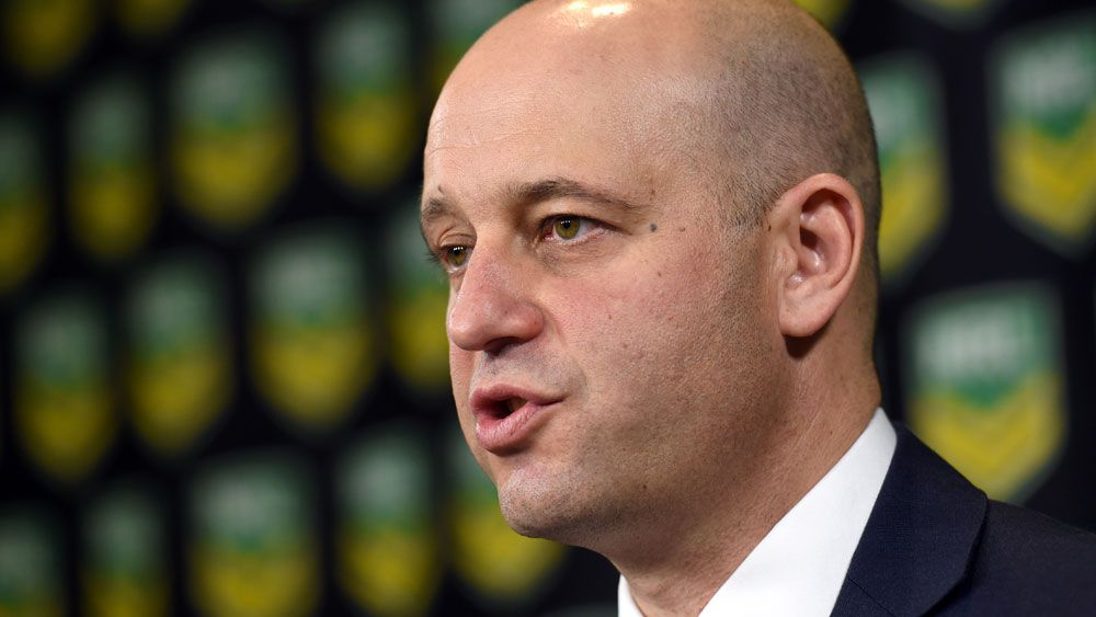 NRL: Rugby League boss Todd Greenberg defends $3.7 million loss